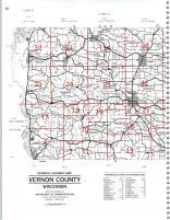 Map Image 027, Vernon County 1995